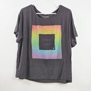 AEO Soft & Sexy  Inter Pride Short Sleeve T-shirt